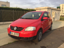 VW Fox 1.2 Benzina Clima Recent Adus