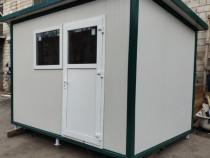 Case containere modulare cabane
