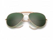 Ochelari de soare Outdoorsman cu Arc - Auriu Verde