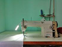 Mașină de cusut industrială adaptată la 220V