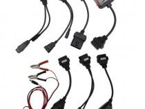 Set 8 cabluri adaptoare de masini pt AutoCom / Delphi / WoW