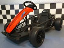 Masinuta-Kart Electric pentru copii BJX1968 500W 24V #RED