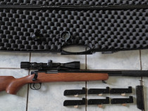 Replica sniper airsoft VSR Full Upgrade 170m/s Laylax/Action