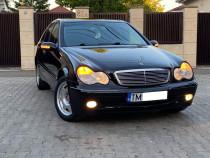 Mercedes-Benz c180 benzina + GPL înmatriculat în Ro