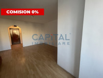 Apartament cu 1 camera, etaj intermediar, zona Expo, comisio
