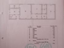 Tomis Nord-Capidava apartament 3 camere semi parter