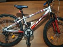 """Bicicleta cadru aluminiu 24"""""""