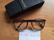 Police - ochelari de vedere (od - 1.75 os - 1.25)