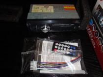 CD Player casetofon auto bluetooth mp3 usb stick aux microSD