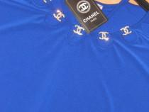 Bluze dama chanel-France-logo auriu/strass-nr 44 46 48 50