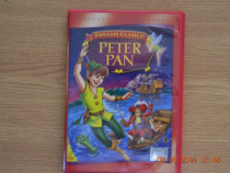 Peter Pan - dvd desene animate