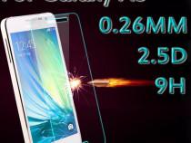Samsung A3 A5 A7 A8 - Folie Sticla Securizata 0.3mm Tempered