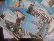 Carti postale vechi-Moscova-1969- 28 buc