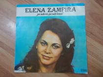 Vinil Pe sub vii, pe sub livezi - Elena Zamfira, 1977