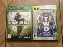 CD jocuri originale Xbox 360