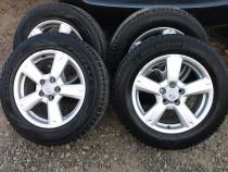 Jante Toyota Rav4 Aliaj 17 Originale cu anvelope
