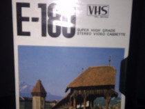 Casete video Mekosonic E180 sigilate