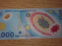 Bancnota 200 Eclipsa 1999