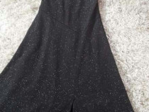 Rochita neagră elegantă