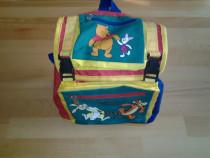 Winnie the Pooh ghiozdan / rucsac gradinita 26 x 22 cm
