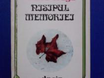 Nisipul memoriei - Rodica Braga (autograf) / R2P2F