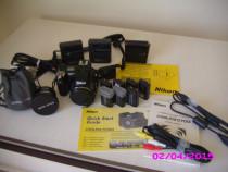 Camera foto digitala marca Nikon