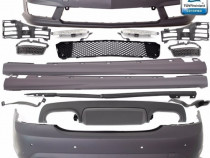 Pachet Exterior Mercedes S Class W221