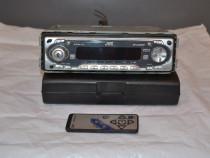 Radio CD auto MP4 cu telecomanda marca JVC