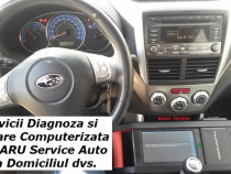 Diagnoza SUBARU Testare Auto cu Tester Service la Domiciliu