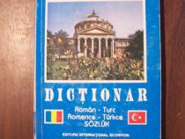 Dictionar roman - turc - Agiemin Baubec, Deniz Baubec Geafer