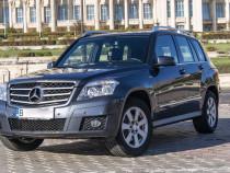 Mercedes-benz glk 200 cdi blue.efficiency