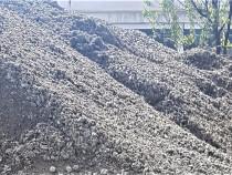 Balast iasi din sorturi (nisip spalat si sort), balastru