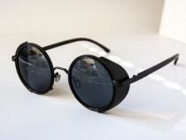 Ochelari de soare Steampunk cu aparatoare