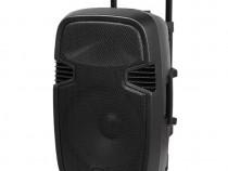 Boxa amplificata portabila Dibeisi ,usb,sd,fm,2 microfoane