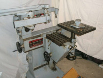 Masina de frezat prin copiere-pantograf mp200m