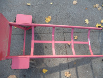 Liza de transport marfa, rosie