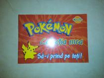 Album/Albume/Albumuri Pokemon,Original,Stare Buna,Colectie
