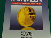 Revistă numismatică/ munzen sammeln/ 1992