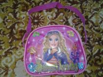 Barbie geanta de umar copii 23 cm