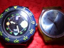 Doua ceasuri swatch