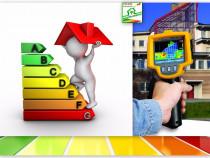 Certificat energetic & termografie. Iasi. Rapid si ieftin