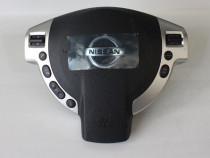 AIRBAG Nissan Qashqai Original Multifunctional Silver 2006 -