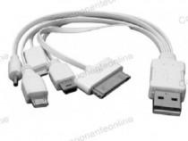Cablu incarcare iPhone 3,4,5,jack,micro USB, mini USB-173809
