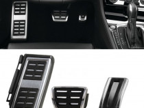 Set Pedale Inox+Footrest transmisie Auto DSG VW Golf 7/Audi