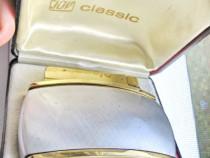 802A-KW Classic Bricheta veche de birou veche pe gaz, metal.