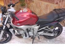 Yamaha FZ6 2005 / Motor / Motocicleta