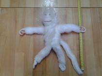 Loola Maimuta alba 35 cm jucarie copii