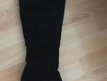Cizme piele naturală peste genunche