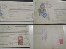 430-Polita bancara-Cambie-Bancile Banatene Unite SA ARAD.