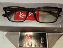 Rame ochelari de vedere RAY BAN 8145 negru mat